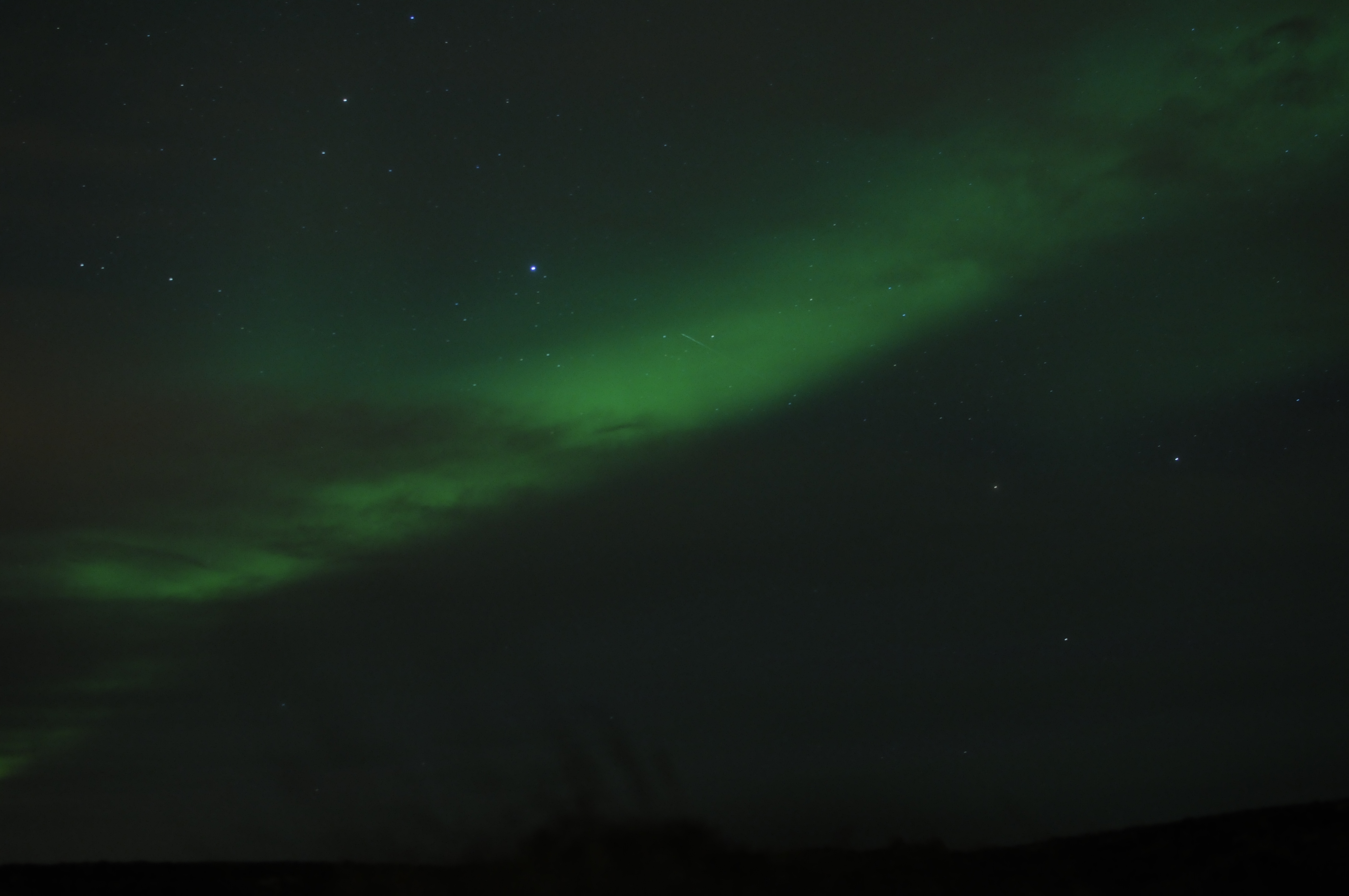 northern lights comet - photo #19