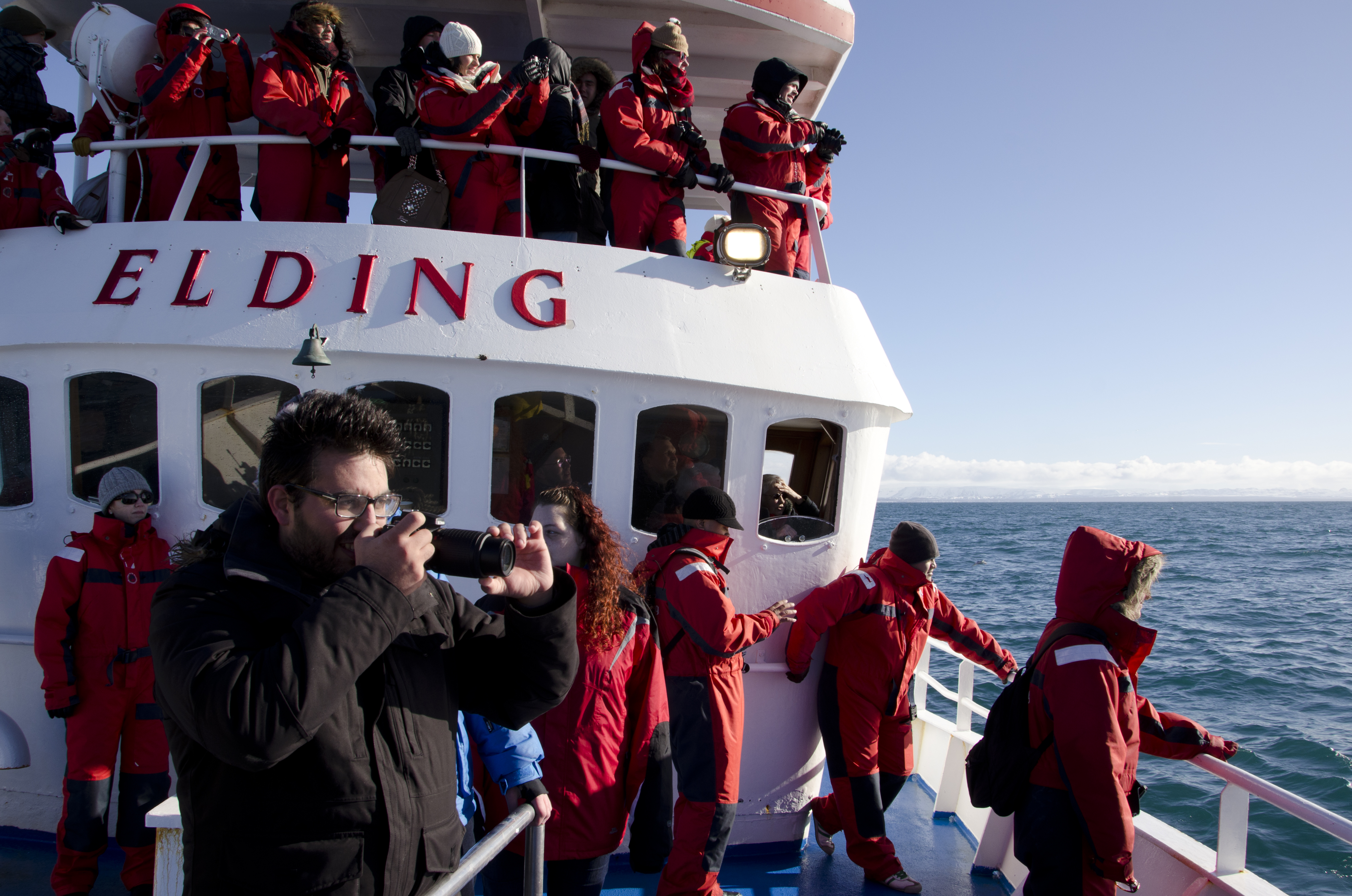 Watch How to Go Whale Watching in Winter video