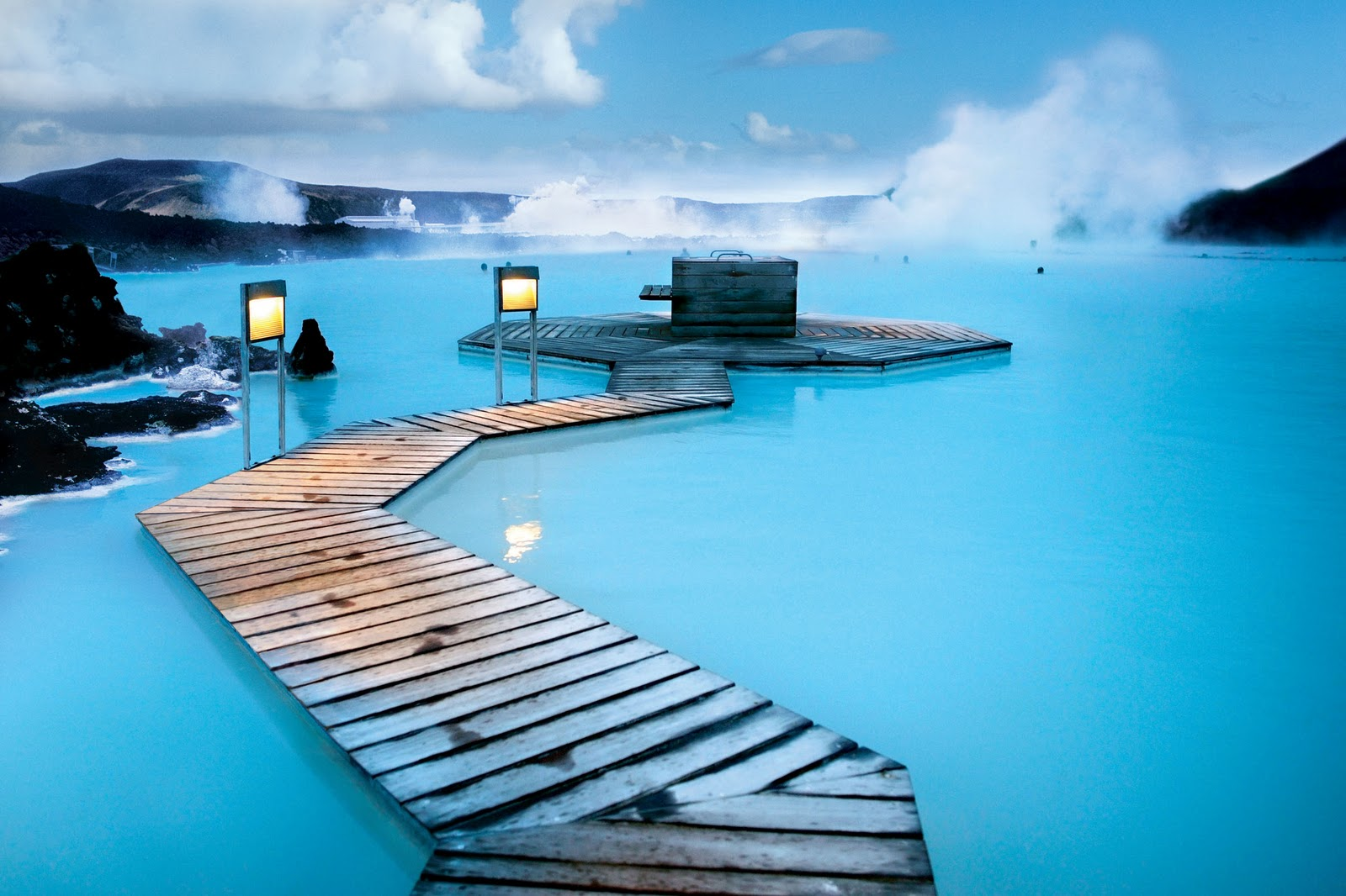Iceland winter tour 4 day holiday guide to iceland for Blue lagoon iceland accommodation