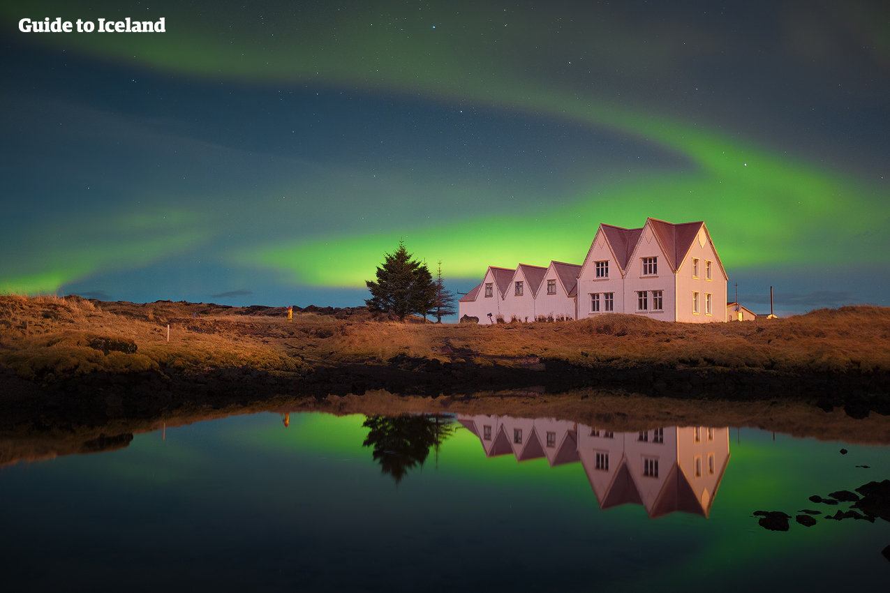 photos des aurores bor ales en islande guide to iceland. Black Bedroom Furniture Sets. Home Design Ideas