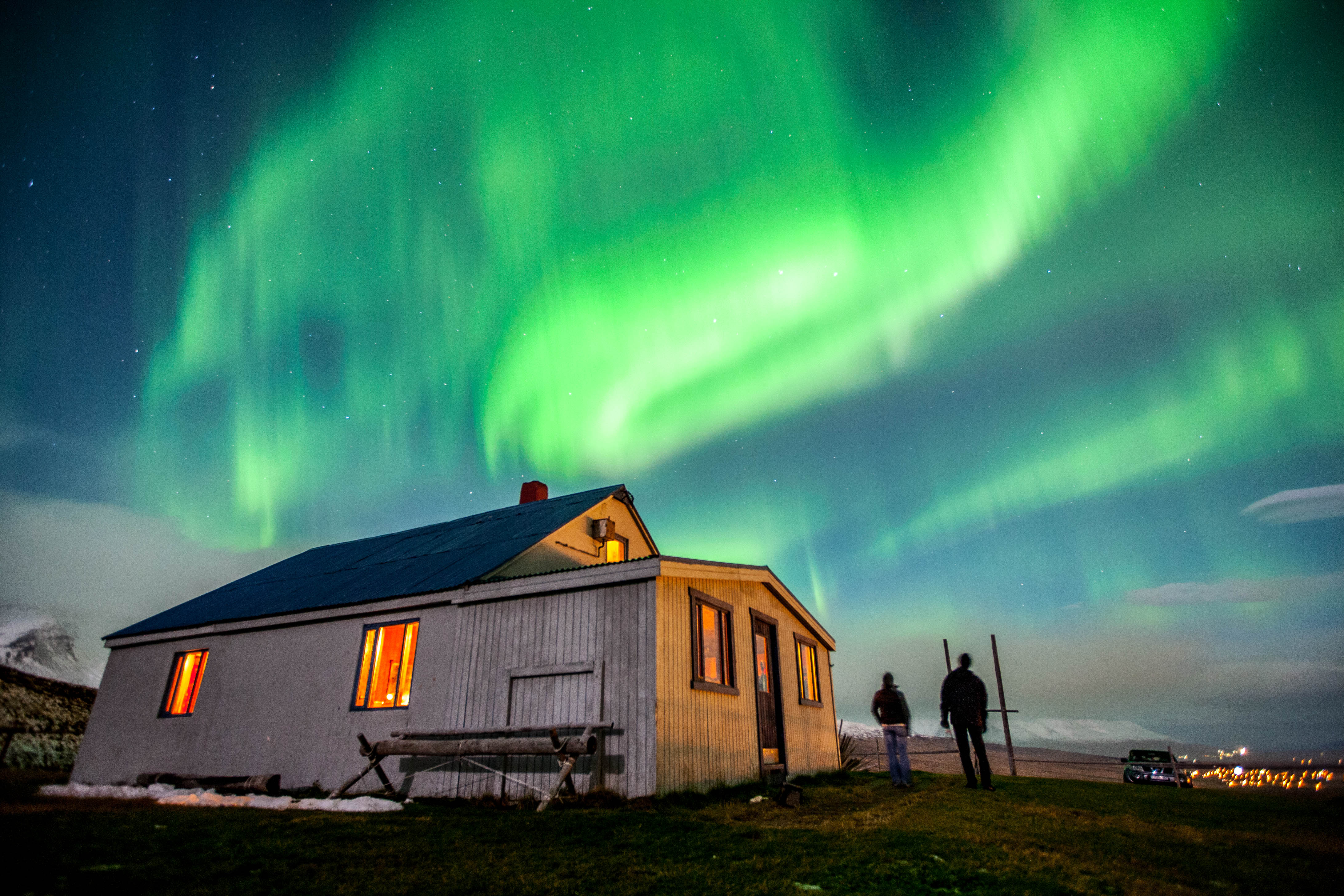 The Northern Lights Tour From Akureyri Guide To Iceland