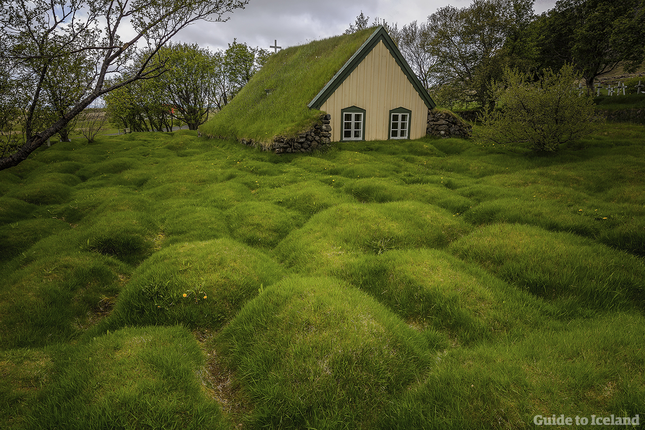 Photos d 39 glises en islande guide to iceland for Guesthouse hof island