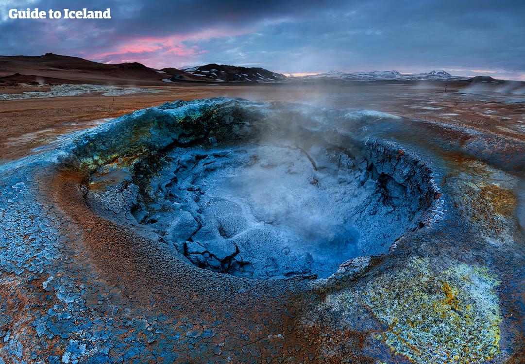 1 Lake Myvatn Geothermal Area
