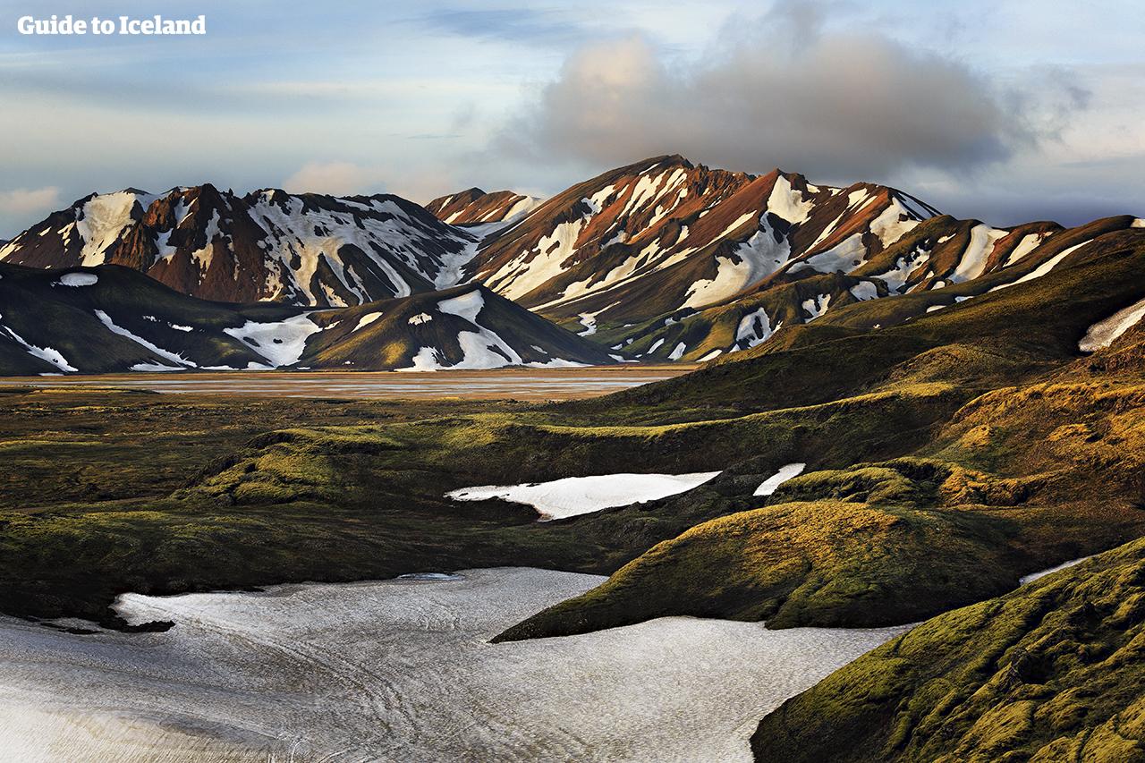 islandia en abril