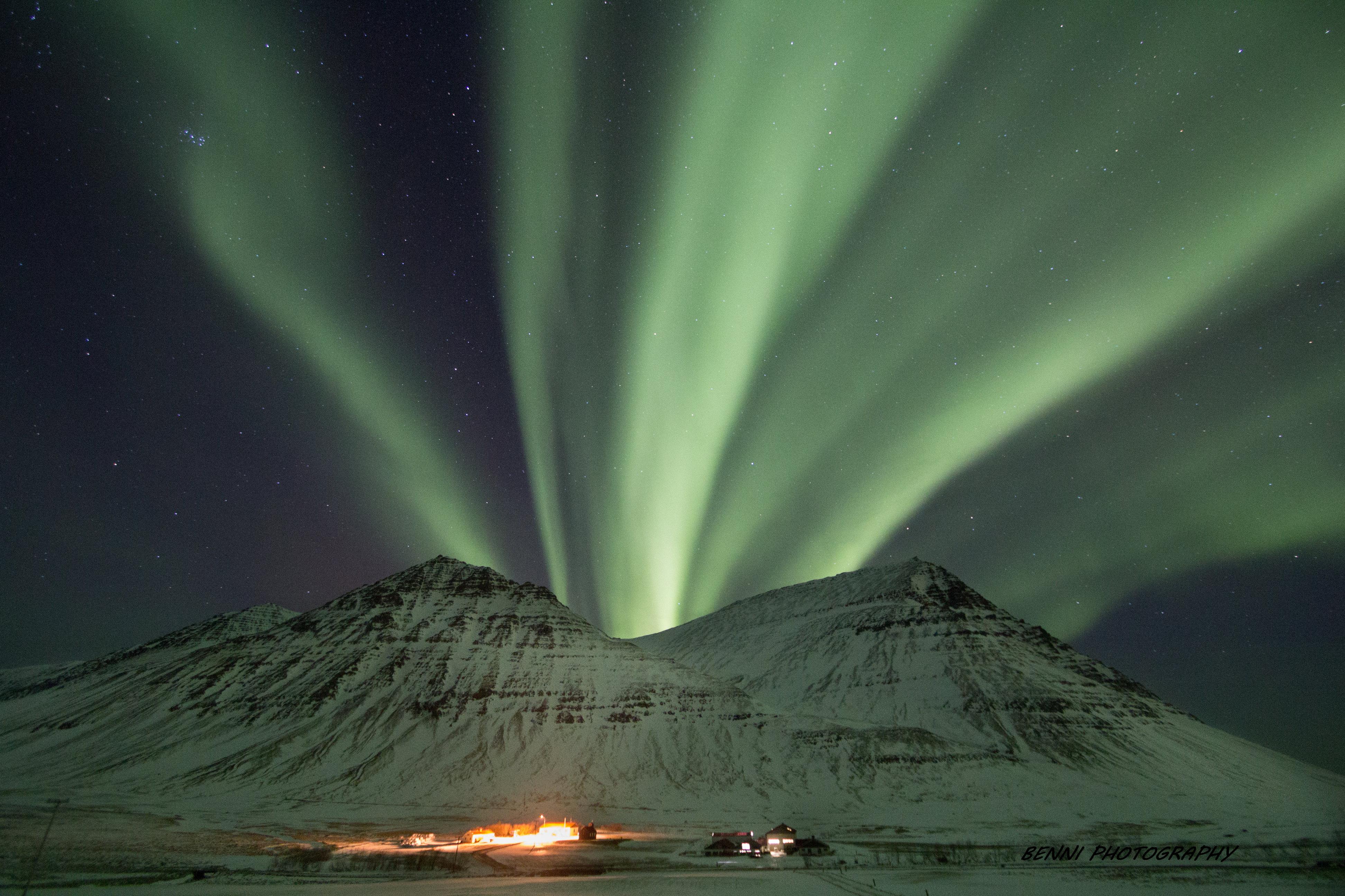 westfjords iceland northern lights - photo #4