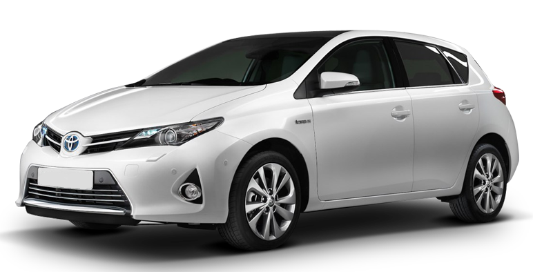 toyota auris automatic 2015 from lagoon car rental. Black Bedroom Furniture Sets. Home Design Ideas