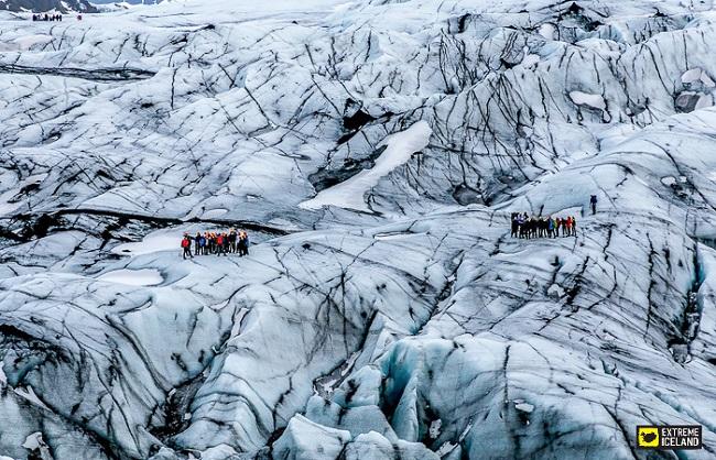 South Coast Glacier Hiking And Northern Lights Hunting