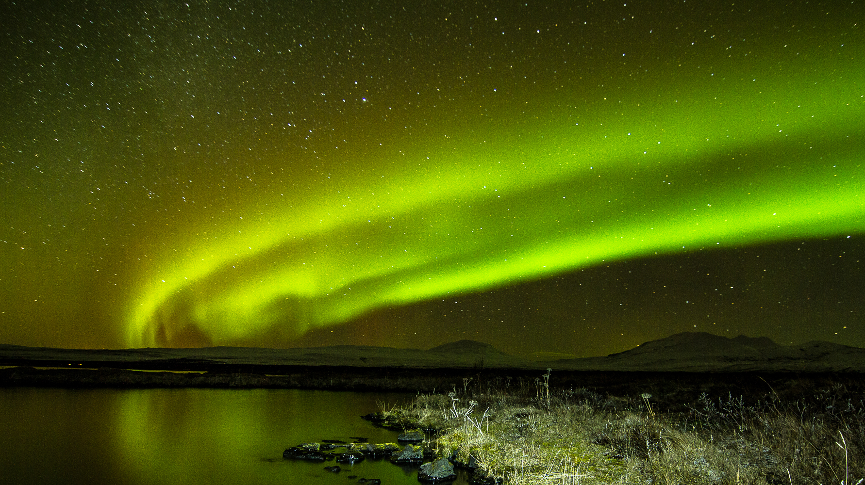 guide to iceland northern lights