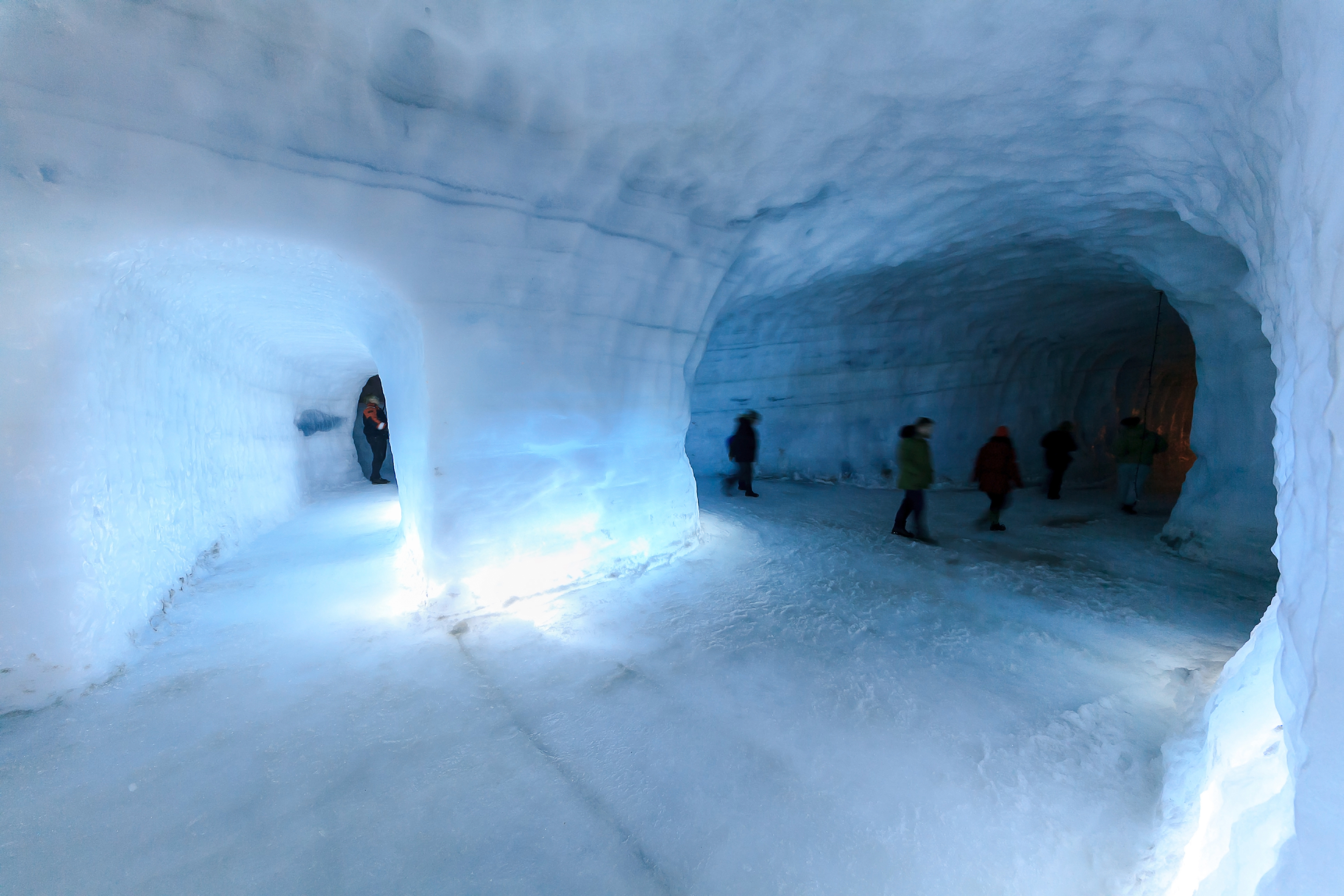 Ice Cave Tunnel Tour From Reykjav 237 K Guide To Iceland