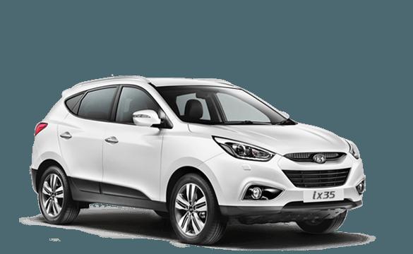Hyundai IX35 2014 From Avis Car Rental (ALP Hf