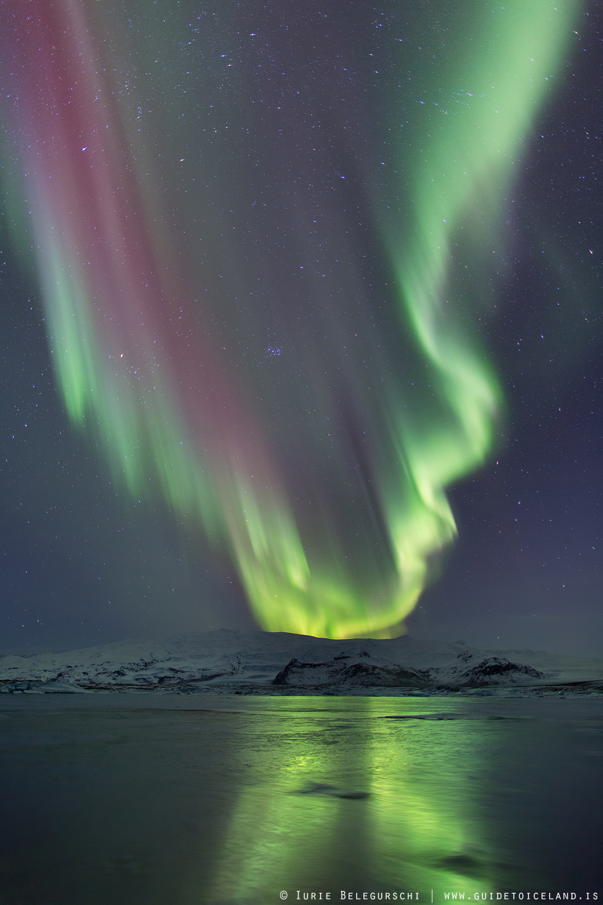 5 Day Winter Package Ice Cave Northern Lights Golden