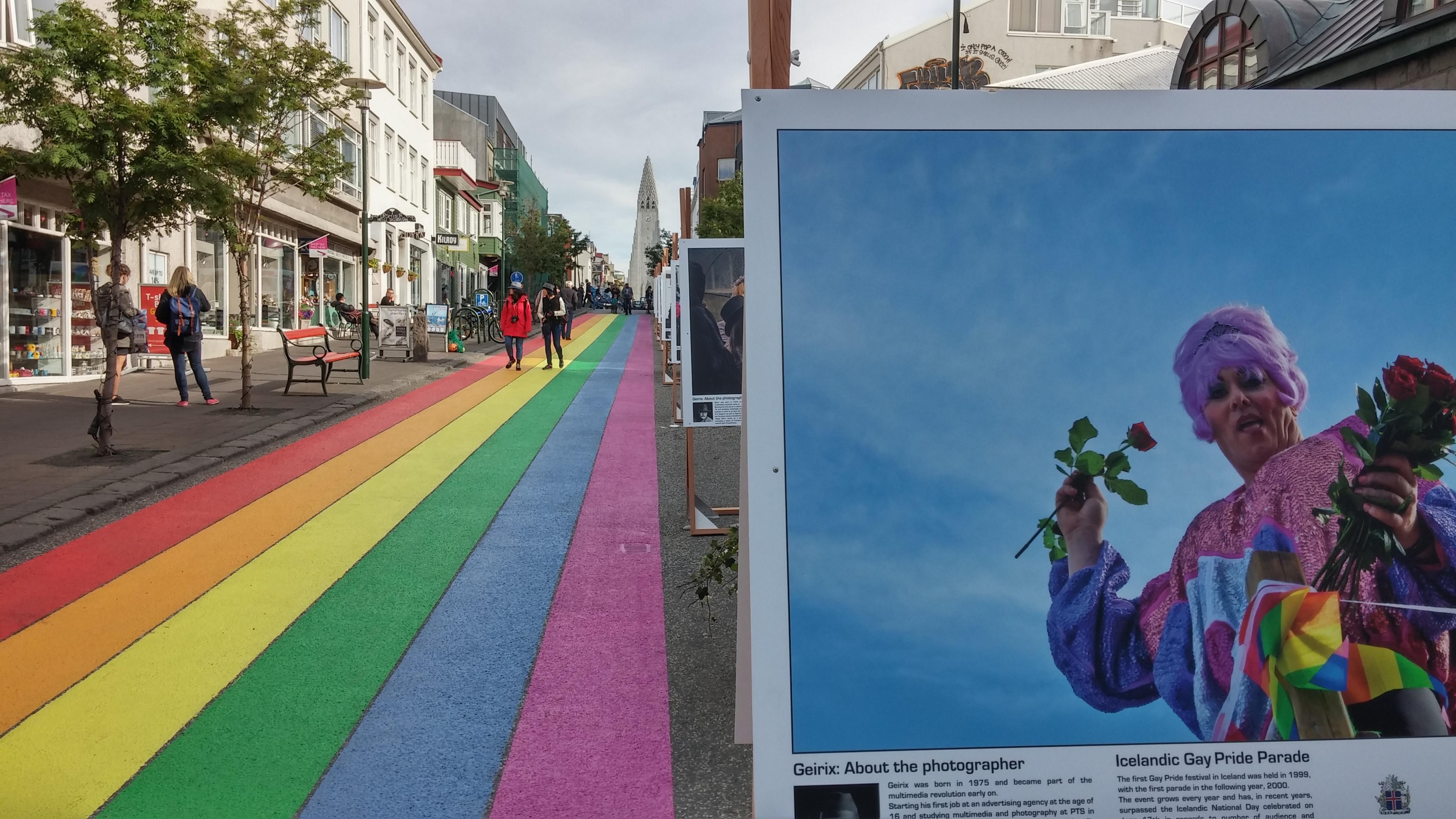 reykjav k gay pride festival guide to iceland. Black Bedroom Furniture Sets. Home Design Ideas