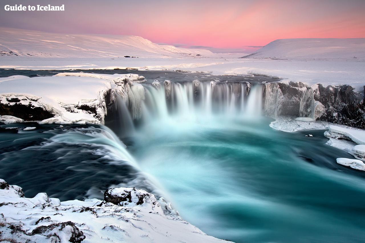 Iceland Rental Car Winter