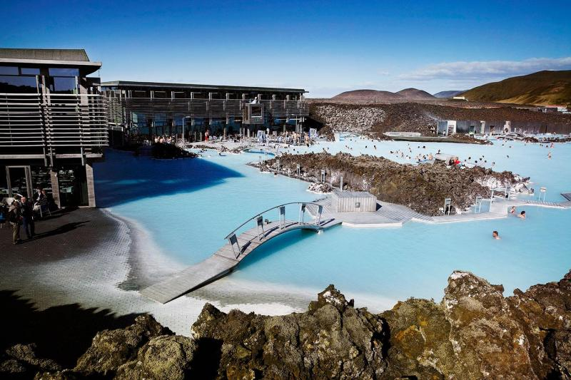 Transfert vers le blue lagoon depuis l 39 a roport de keflavik for Hotels near the blue lagoon iceland