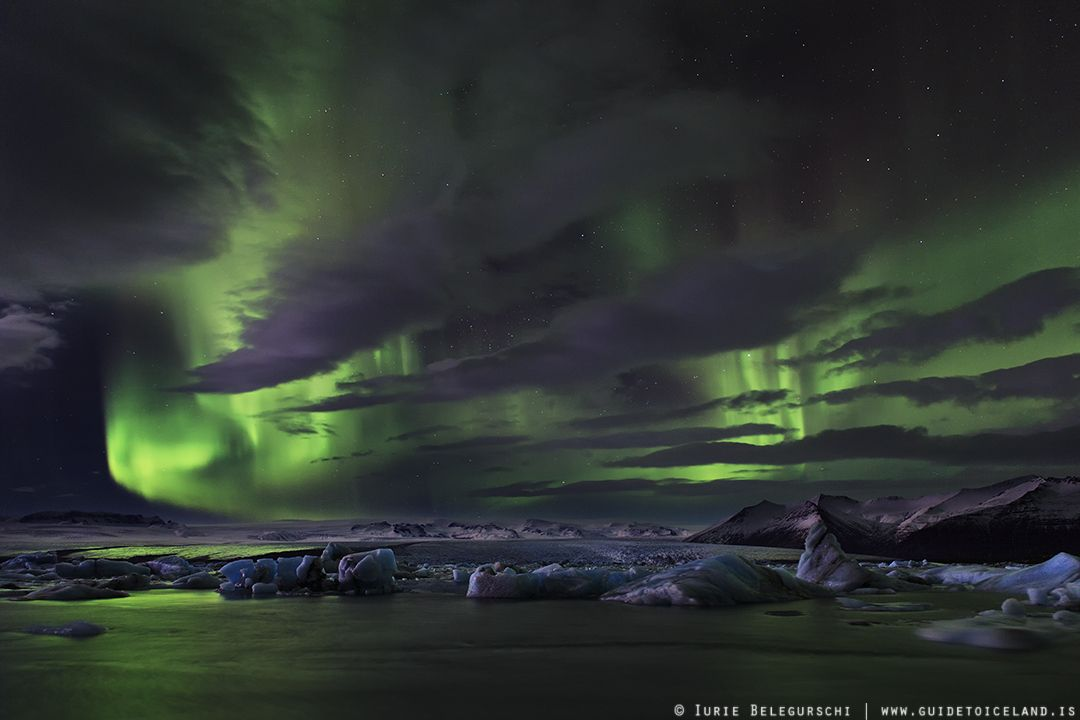 7 Day Winter Vacation|a Northern Lights Amp Ice Cave Treat