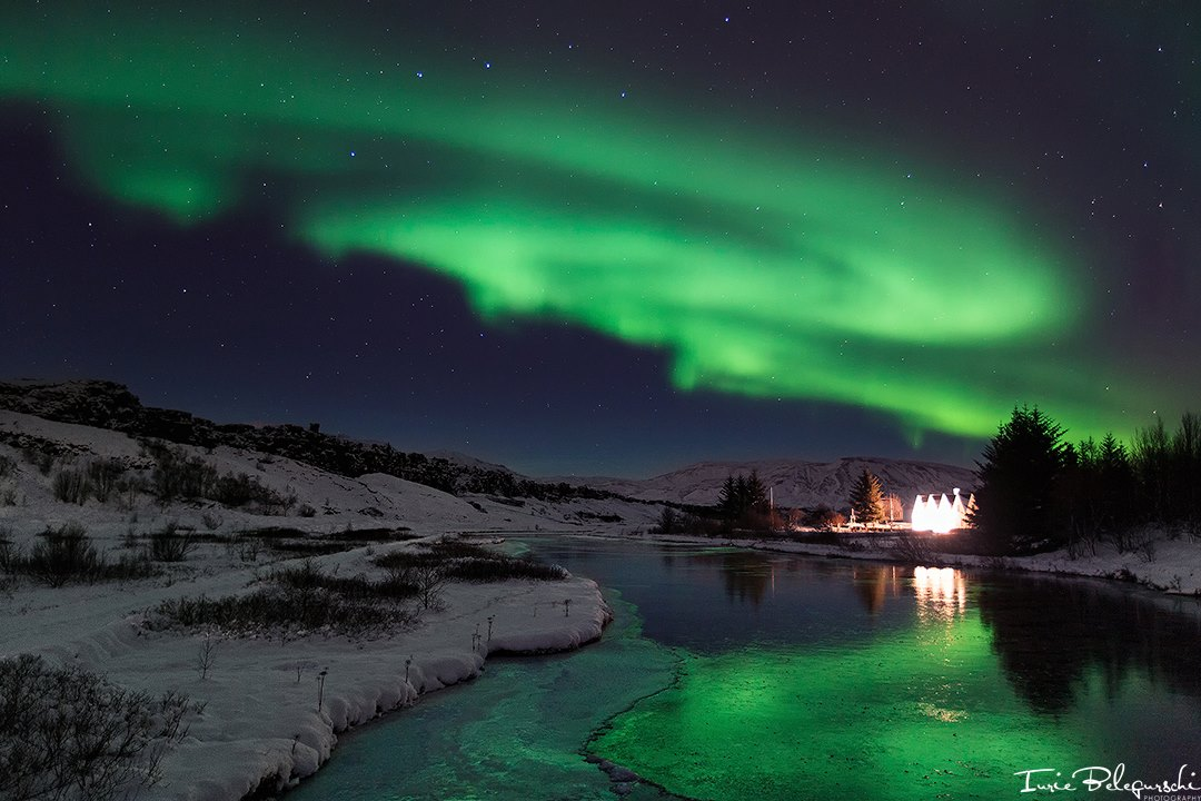 3 Day Self Drive Tour Hot Springs And Northern Lights