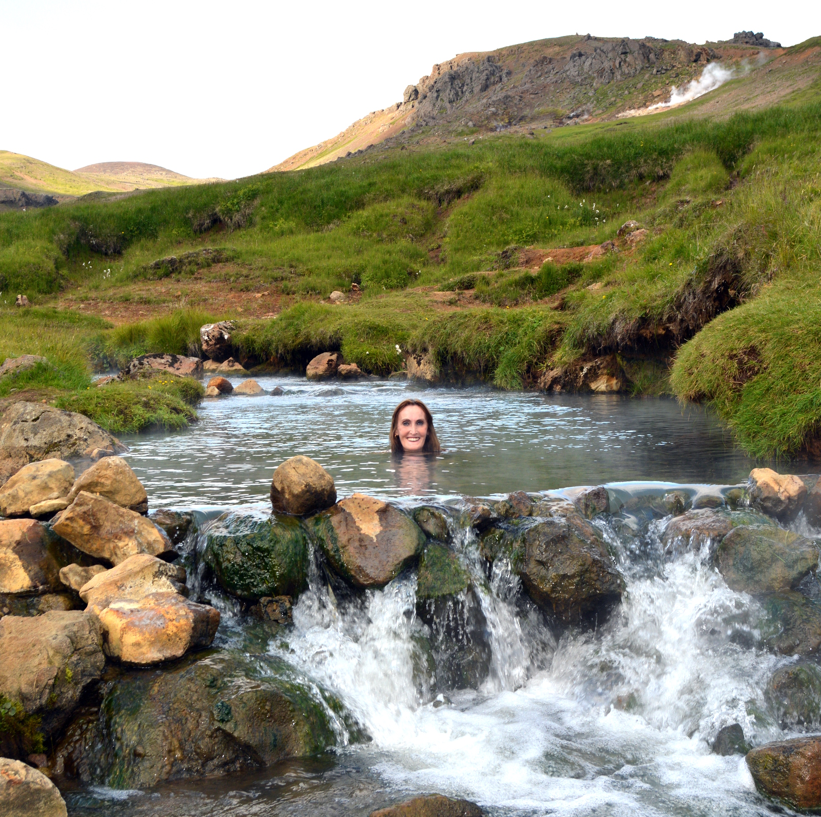 Bathe In A Hot River In The Beautiful Reykjadalur Valley