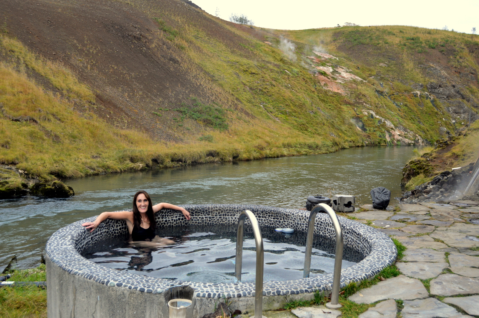 A Lovely Stay At The Frost And Fire Hotel On Banks Of Varmá River In South Iceland