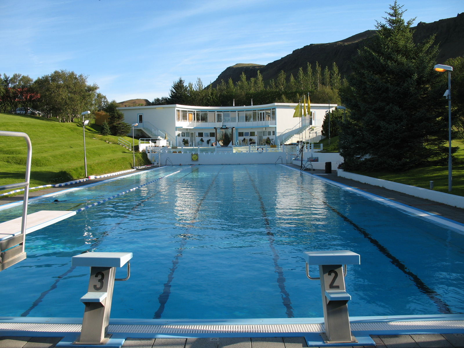 Hveragerdi   Laugarskard Swimming Pool