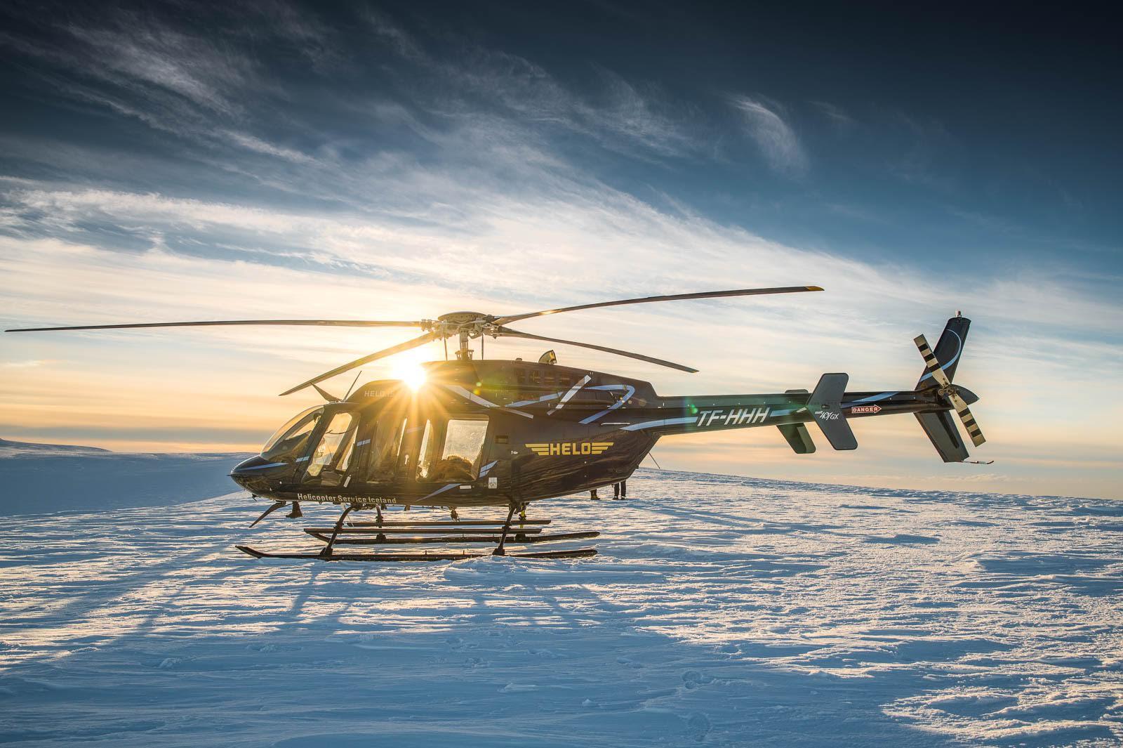 Helicopter Tour  Eyjafjallajkull Glacier Amp Fimmvruhls