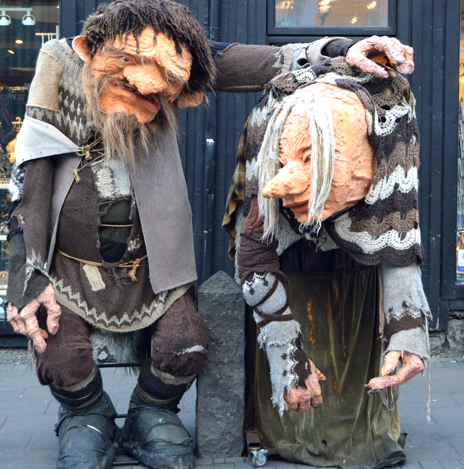 Gr 253 La And Leppal 250 240 I The Parents Of The Icelandic Yule Lads