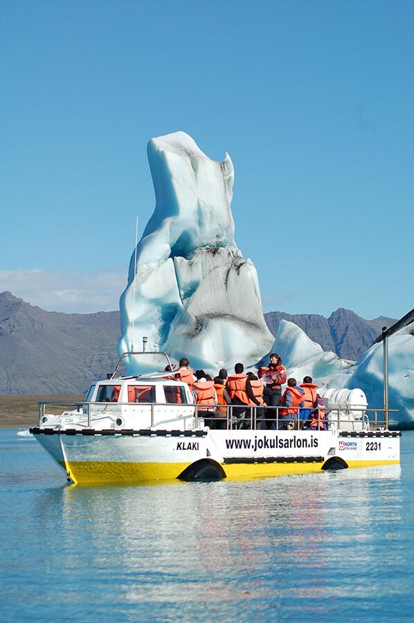 Jokulsarlon Boat Tour Guide To Iceland