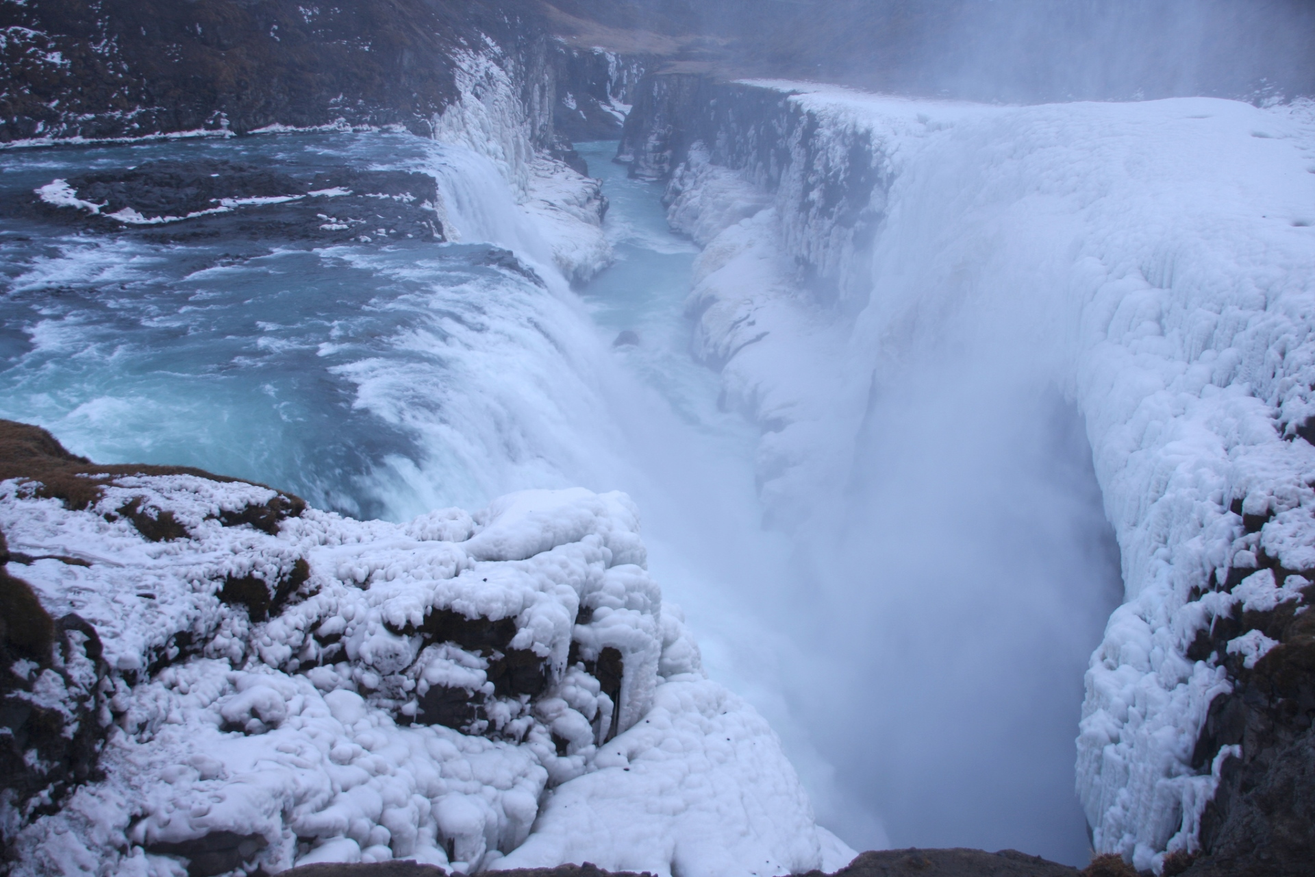 Dettifoss Waterfall With Flight From Reykjav 237 K Guide To