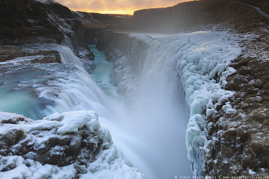 Háifoss Is One Of The Tallest Waterfalls In Iceland
