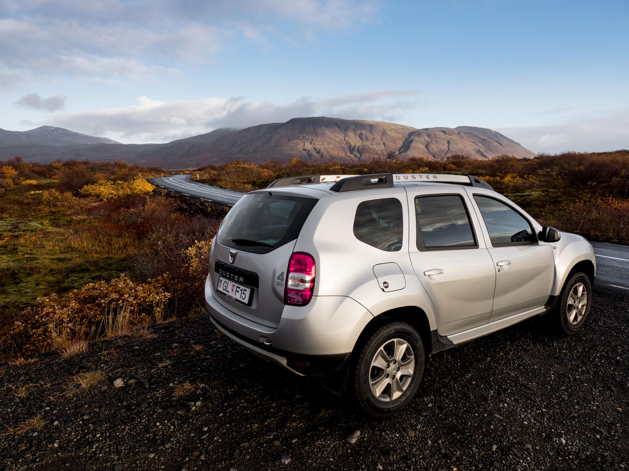 Iceland Cheap Car Rental X