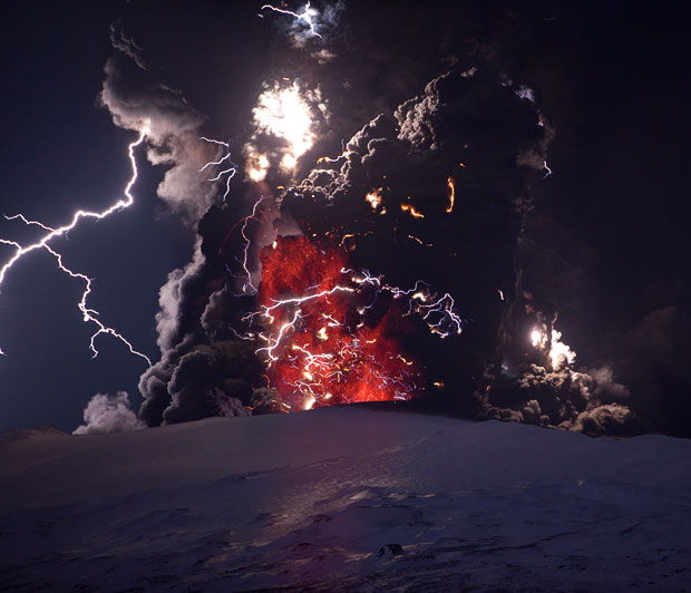 Natural Disasters Volcanoes Past Eruptions