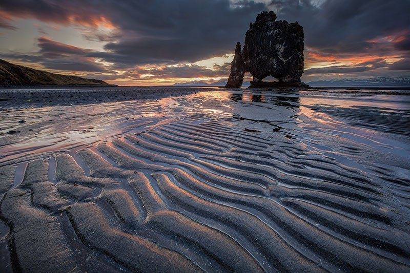 Around Iceland In Winter Two Week Photography Workshop