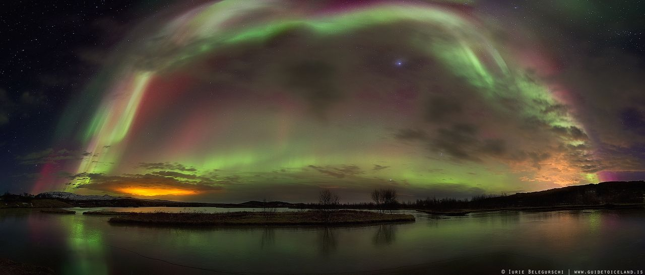 Best Value Northern Lights Bus Tour From Reykjav 237 K Guide