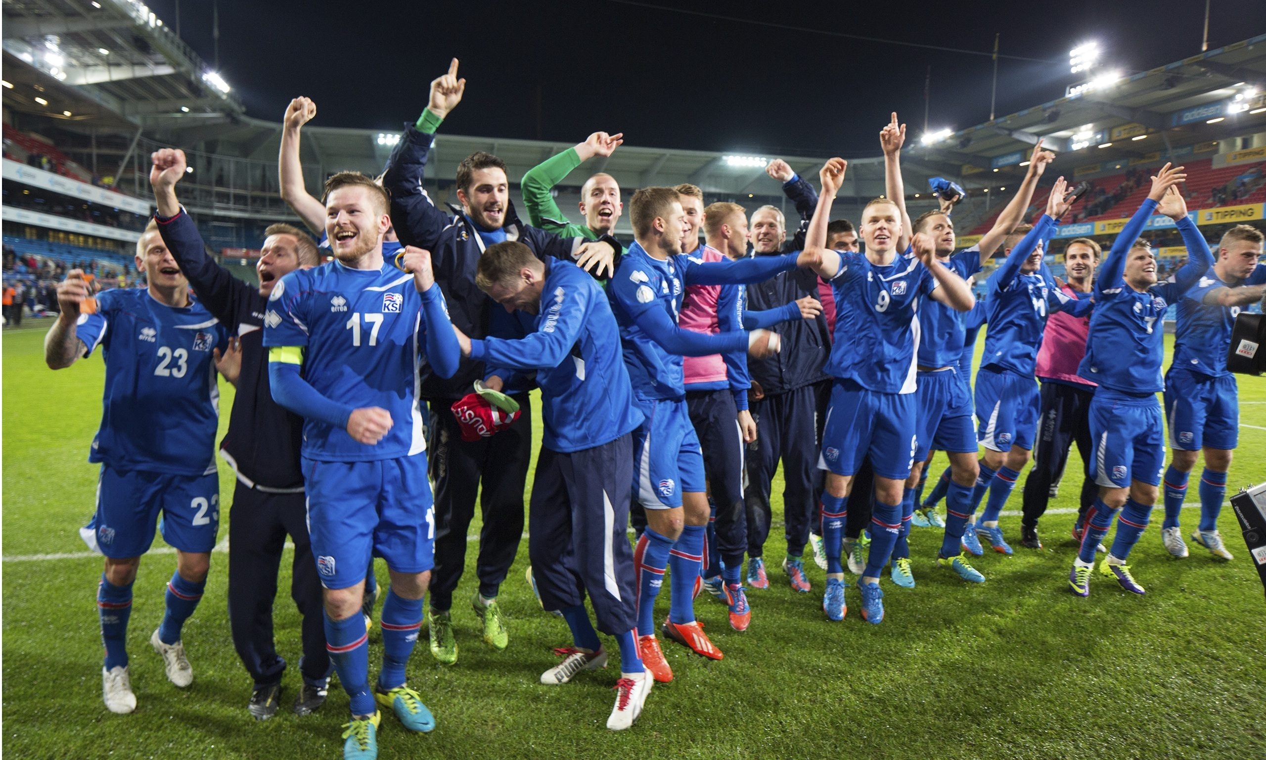 iceland in uefa 2016 guide to iceland