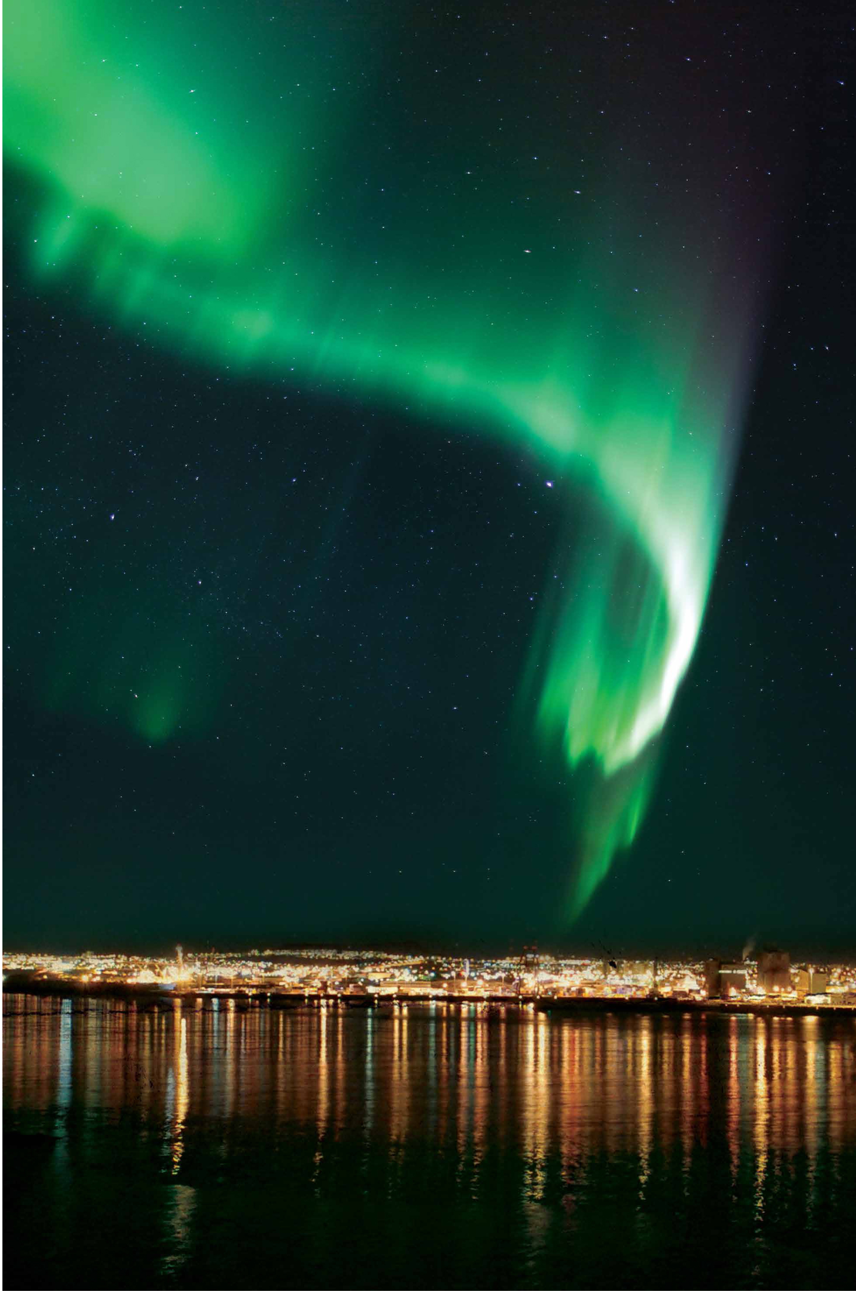 Northern Lights in Iceland Useful Information]