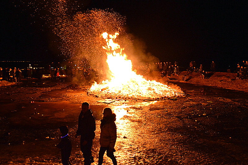 New Year S Eve In Reykjav 237 K Iceland Guide To Iceland