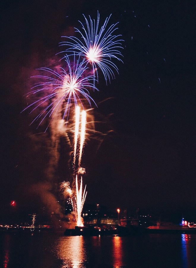 Fireworks Cruise On New Year S Eve 2017 Guide To Iceland