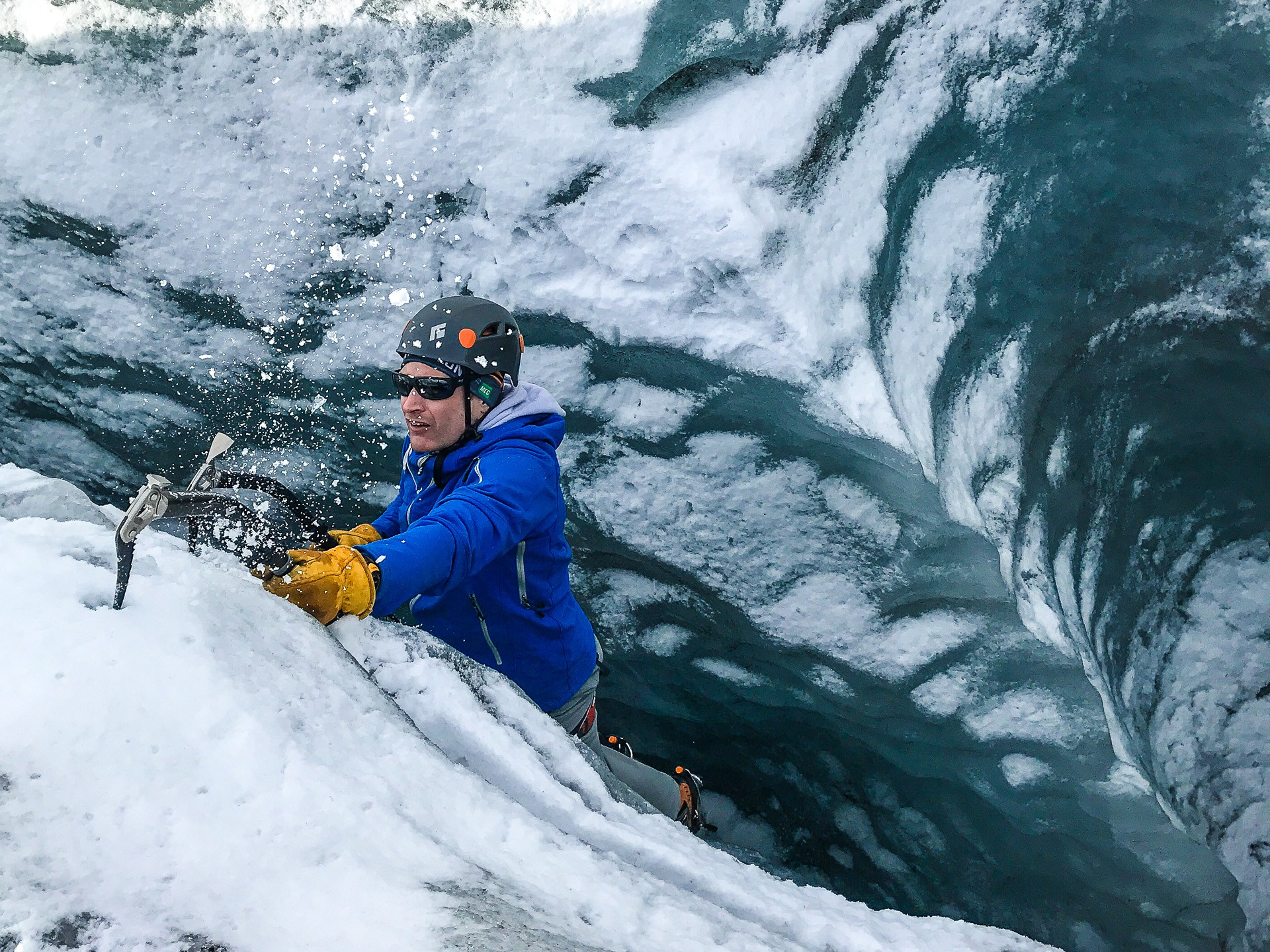 Solheimajokull Ice Climbing & Glacier Hike | Guide to Iceland