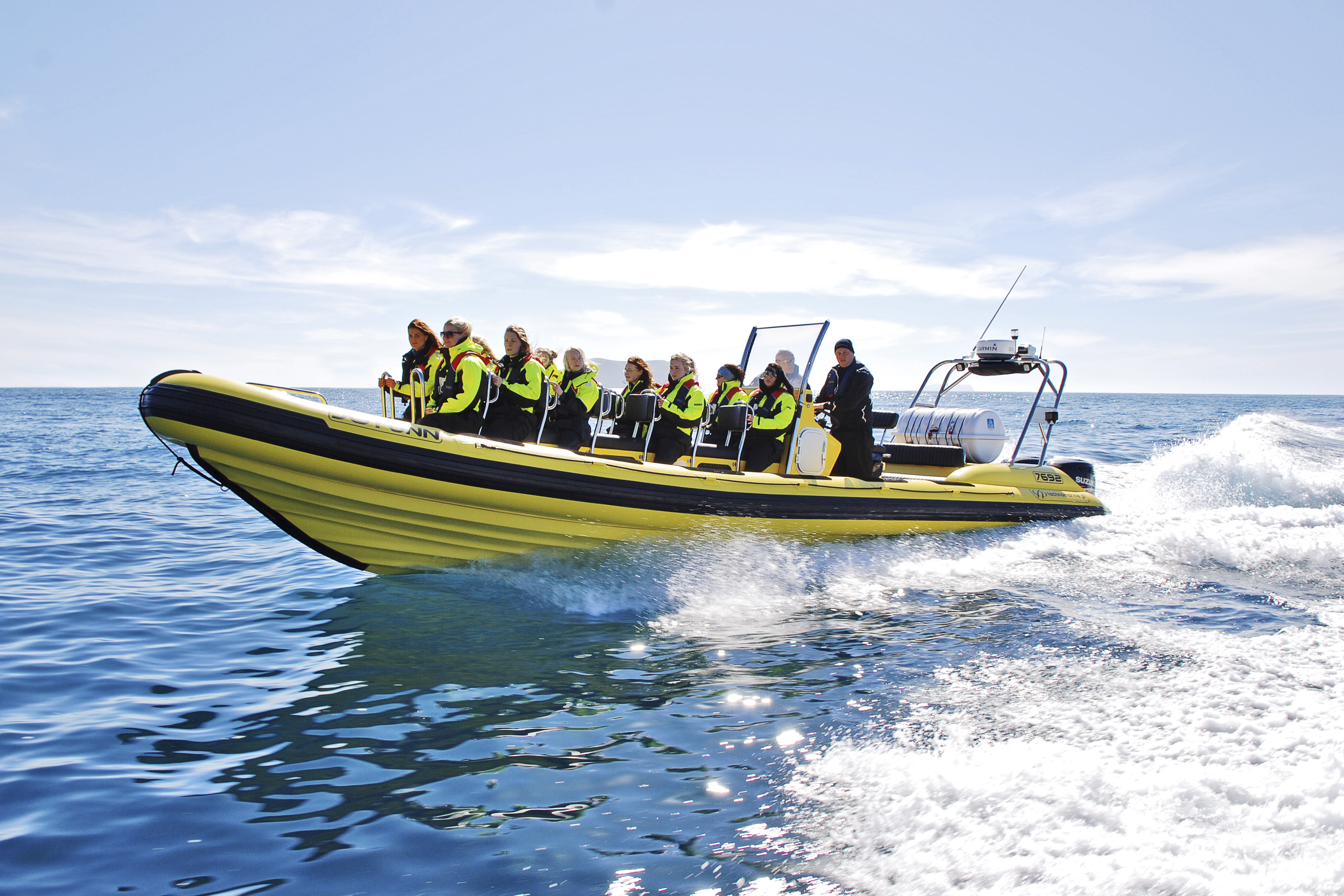 Atv Amp Rib Boat Tour Guide To Iceland