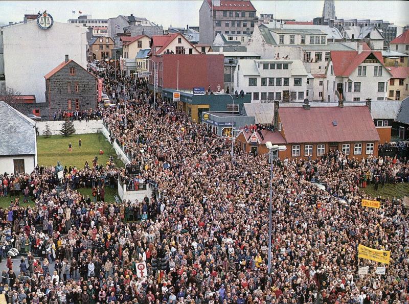 Reykjavik iceland women