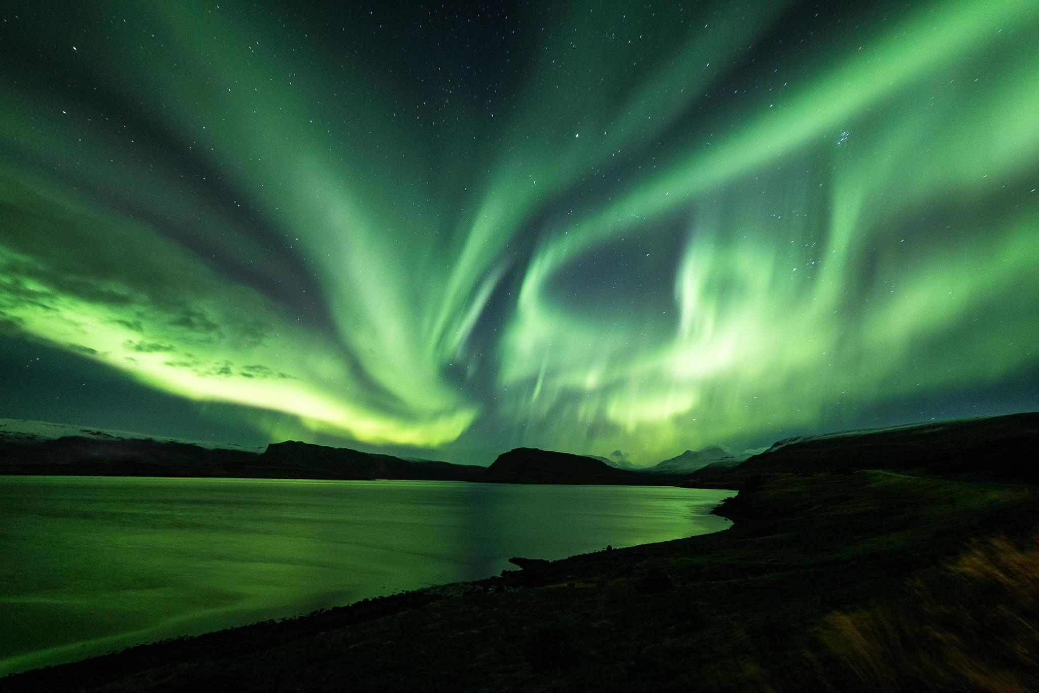 Northern Lights Reykjavik Decoratingspecial Com