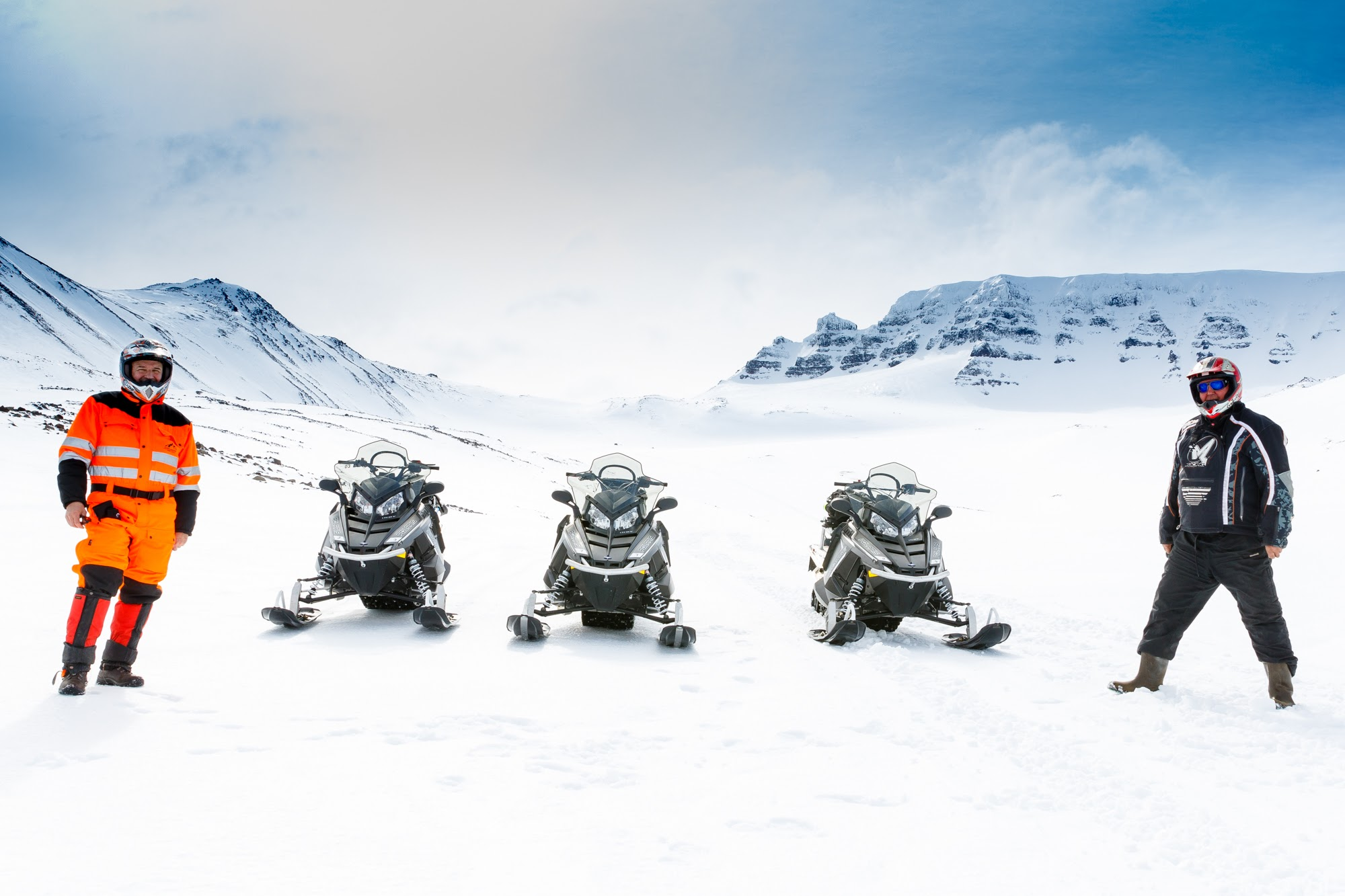 North Iceland Snowmobile Adventure | Guide to Iceland