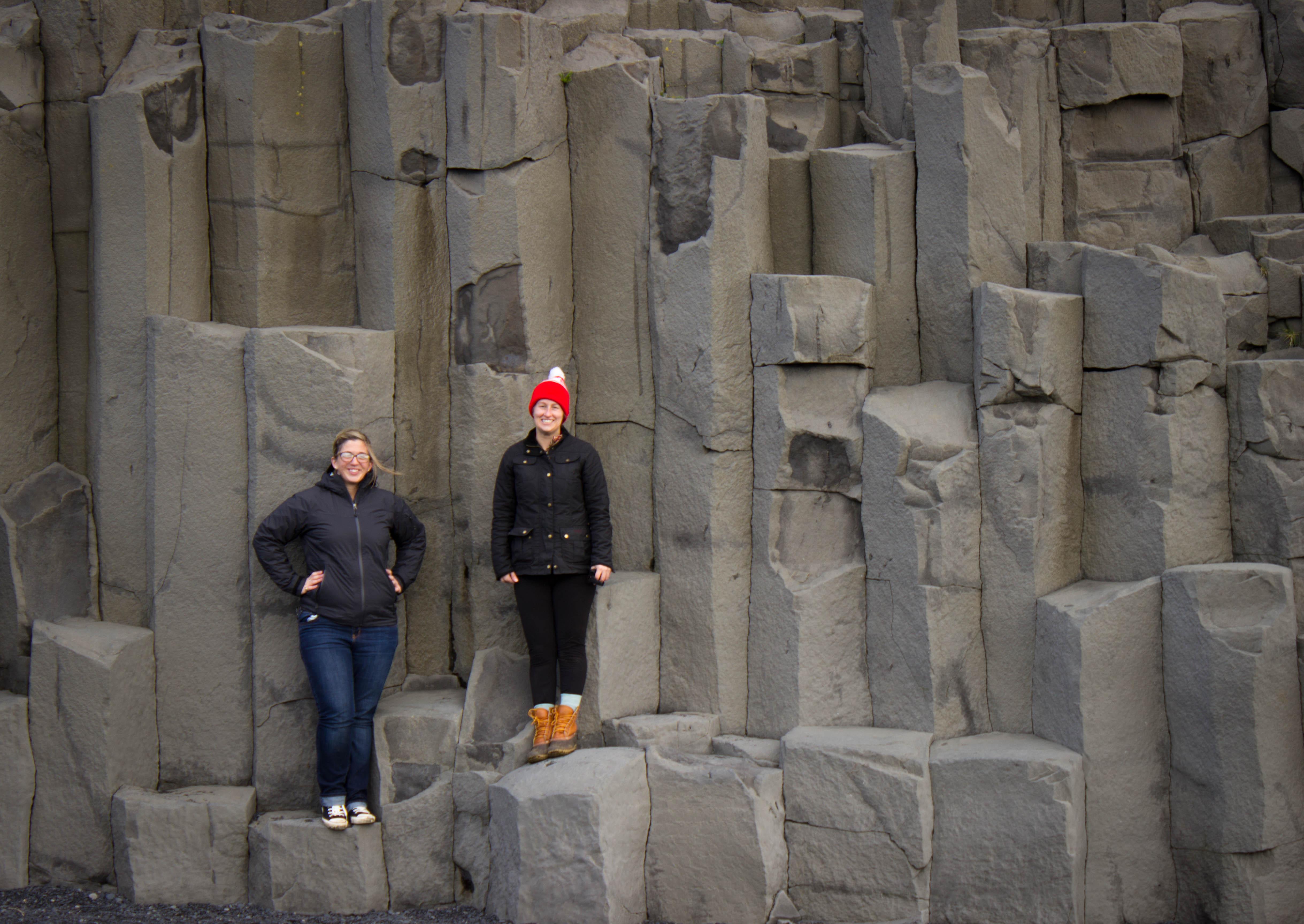 在冰島戶外旅行怎麼穿