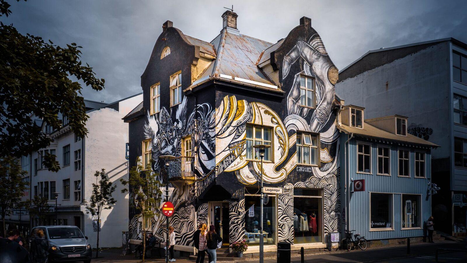 Graffiti and Street Art in Reykjavík | Guide to Iceland
