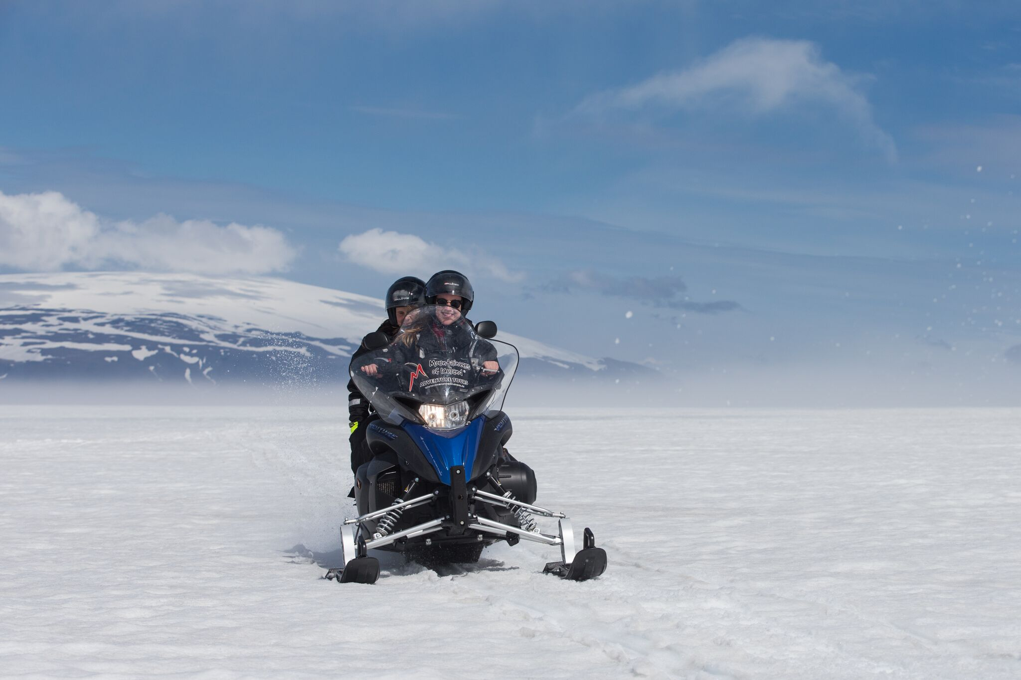 snowmobile adventure at langjokull glacier guide to iceland