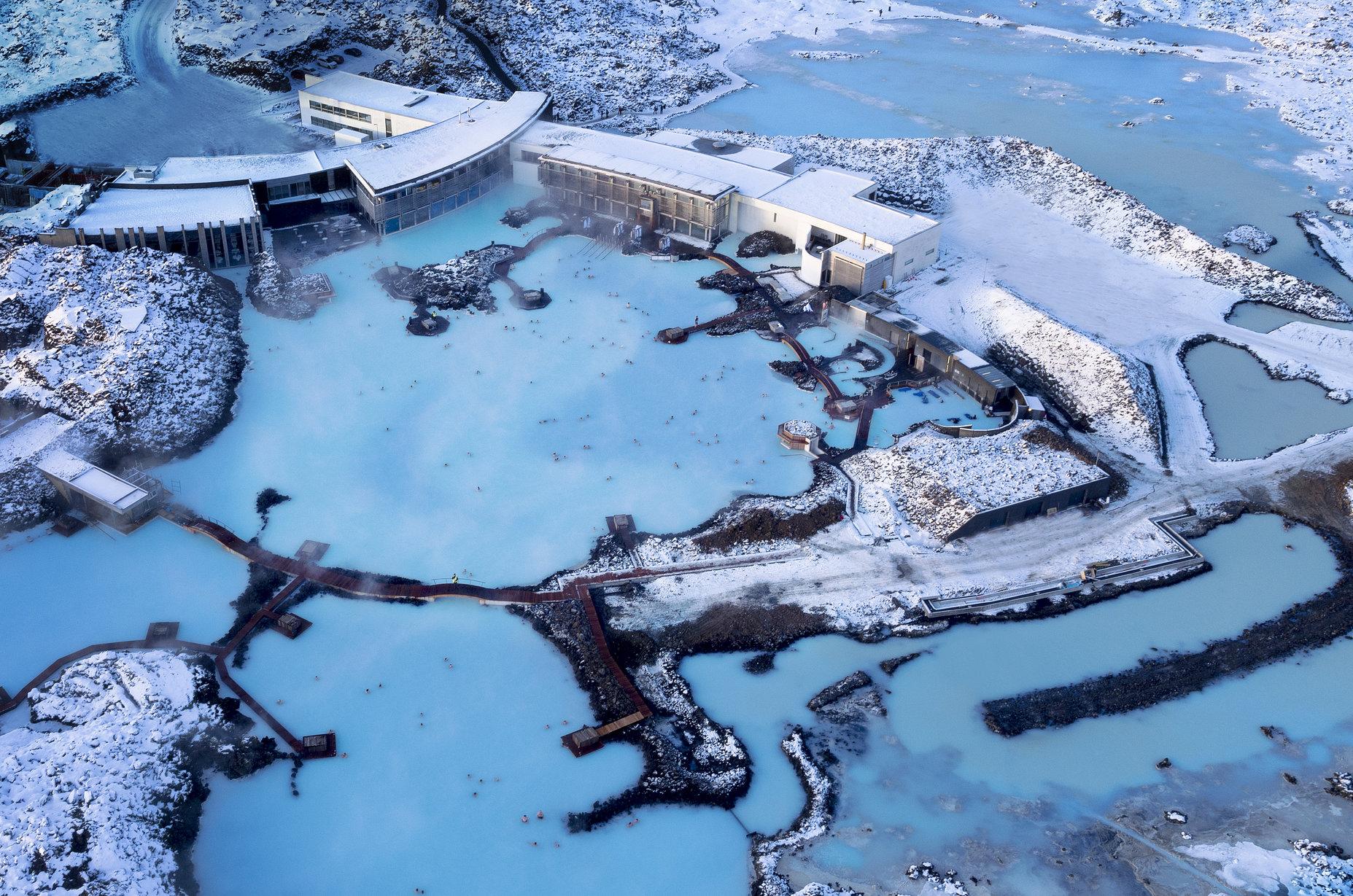 Blue Lagoon, Islandia | Foto: Guide to Island