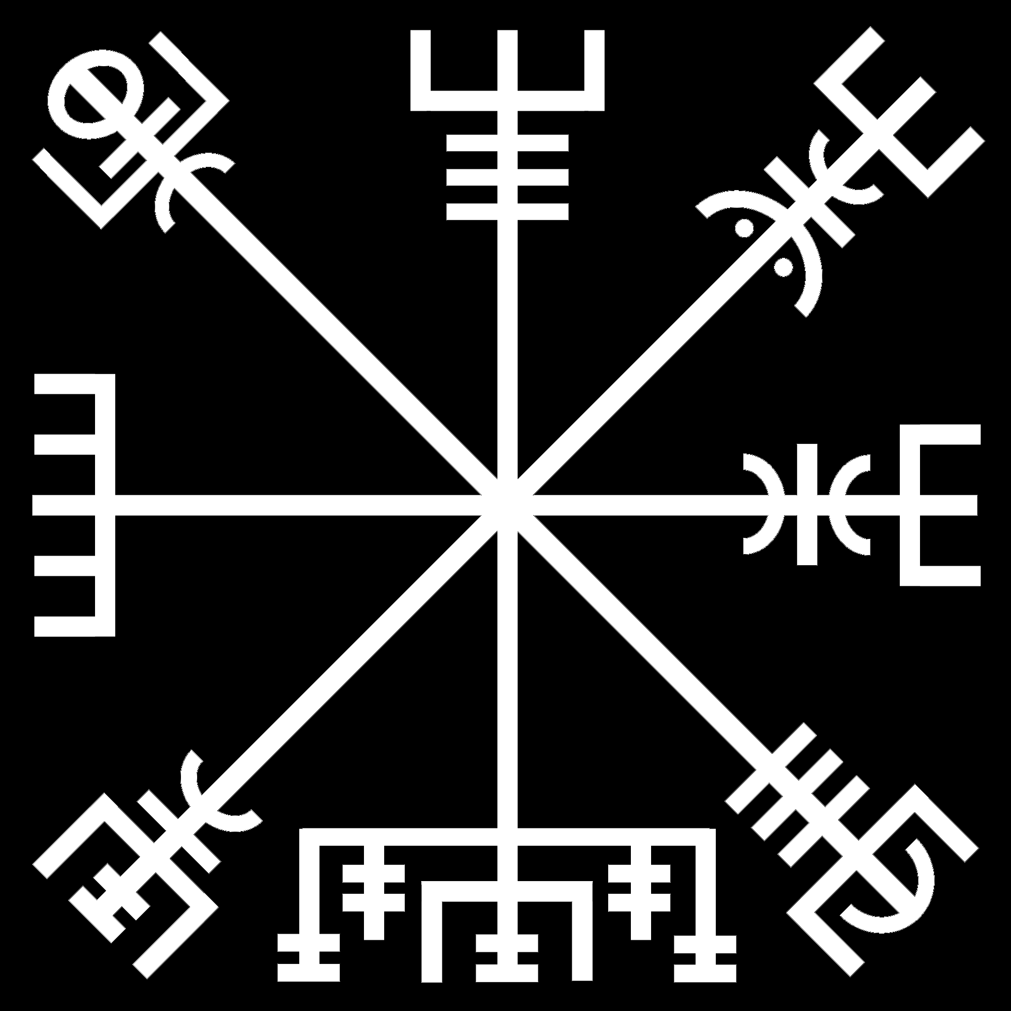 A guide to icelandic runes vegvisir biocorpaavc Image collections