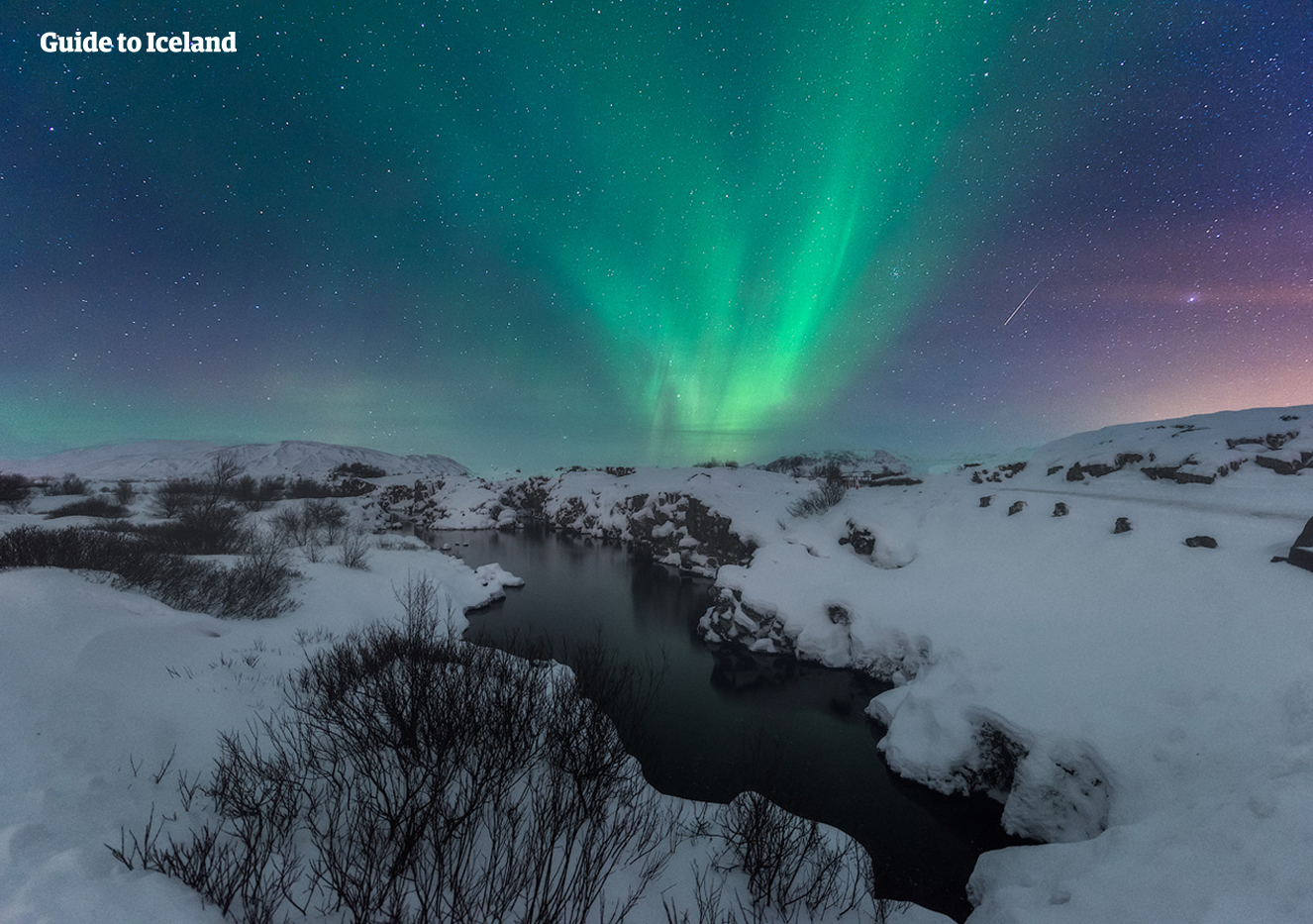 4 day guided tour iceland