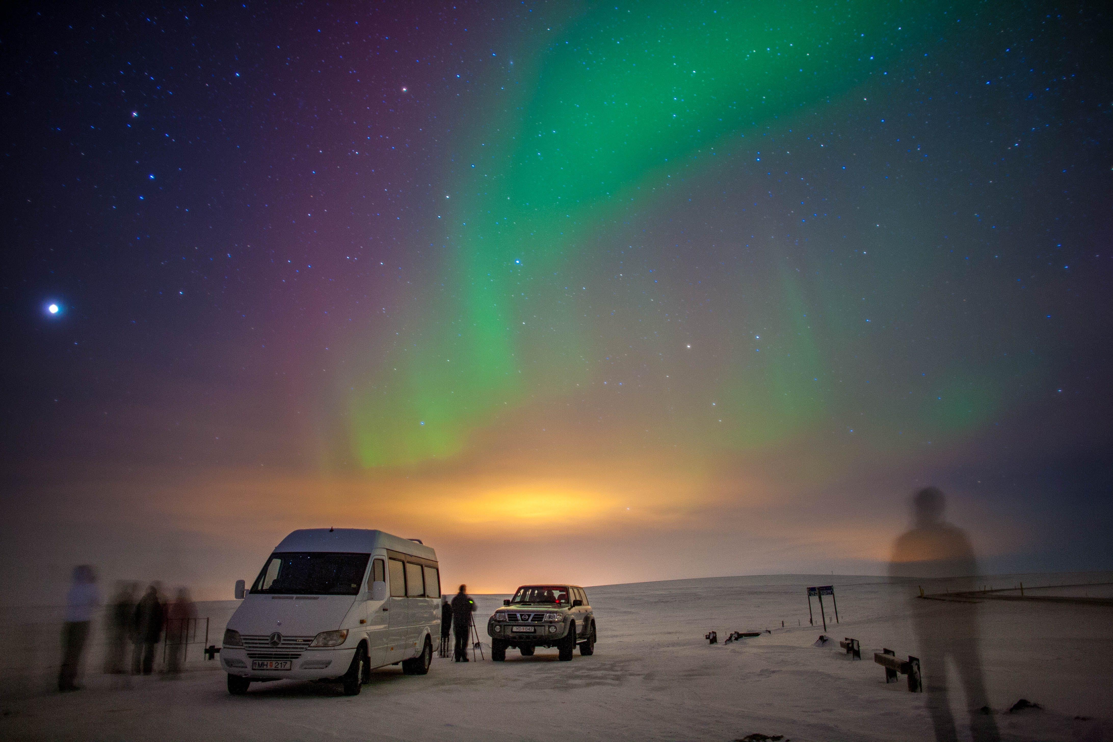 Reykjavik Excursion Northern Lights And Lobster Tour