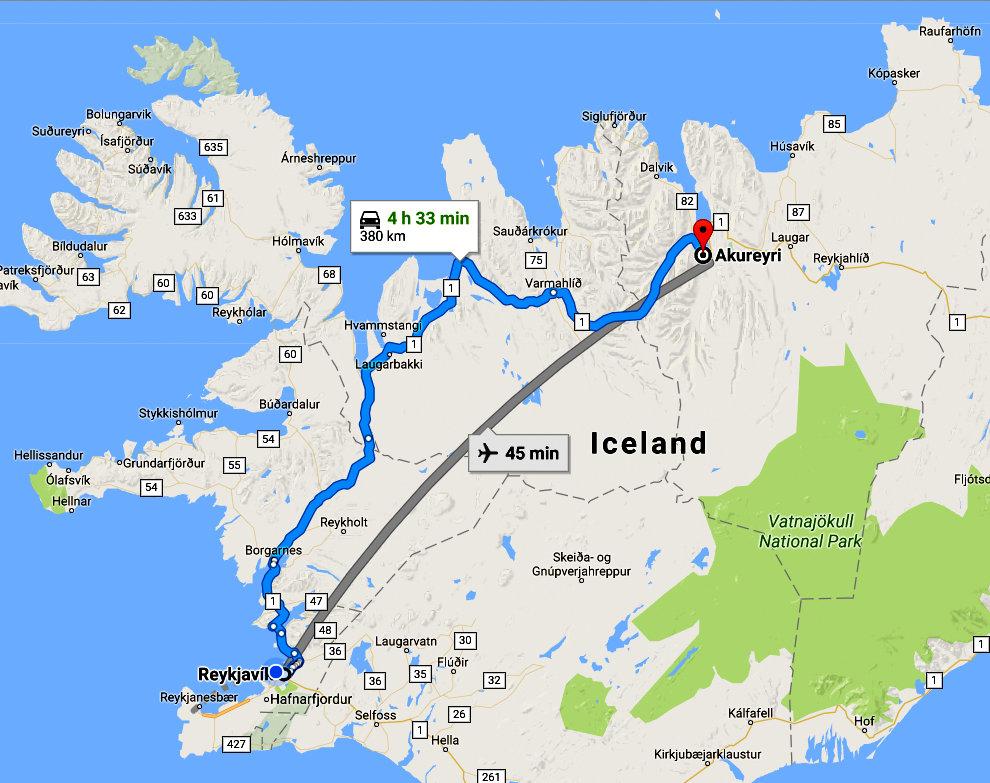 Eyjafj 246 R 240 Ur Fjord Akureyri The Capital City Of North Iceland