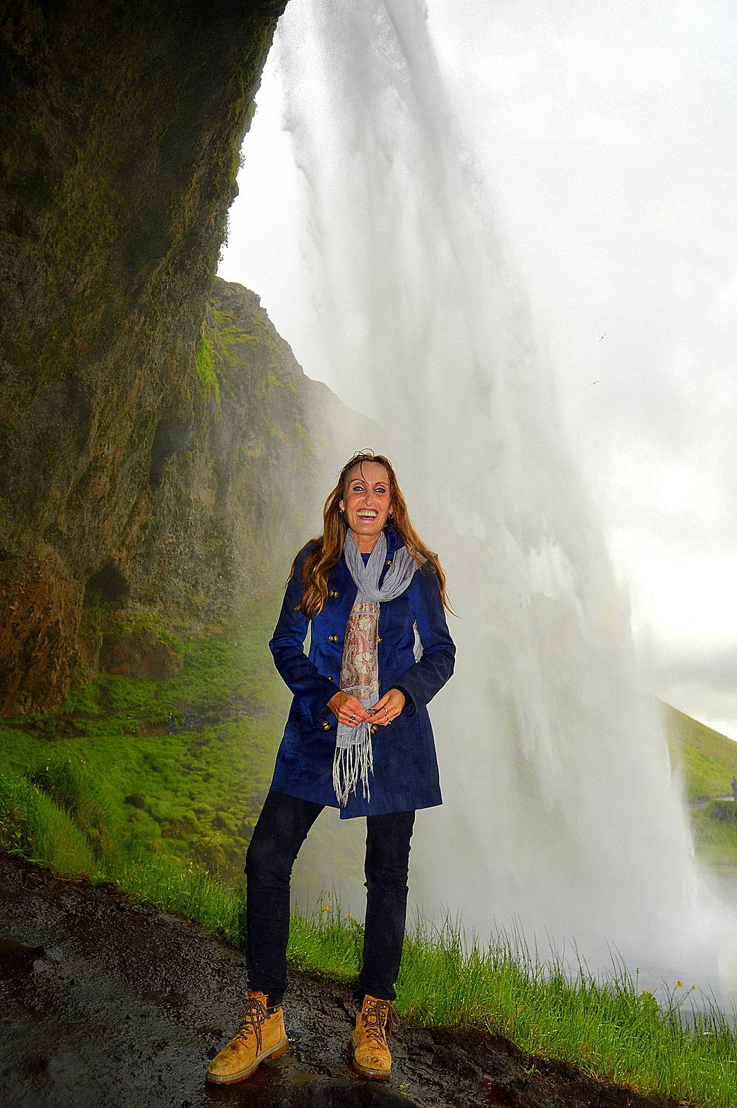 The Beautiful Waterfalls Of South Iceland Seljalandsfoss